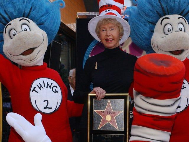 Audrey Geisel, Pengeluar dan Janda Dr Seuss, Meninggal, dan Penghormatan Mengkritik Kemahiran Keibubapaannya