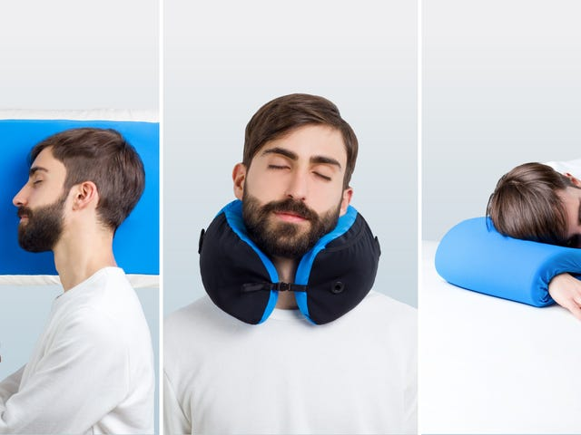 Preorder and Save On This Unexpectedly Versatile Travel Pillow