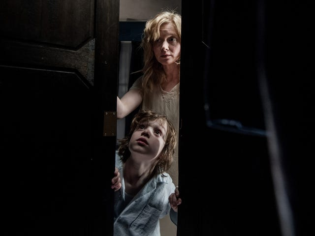 The Babadook Is The Best Movie You'll Only Want To Watch Once