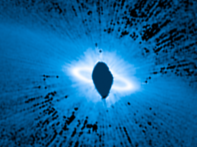 Iconic Stellar Ring Much Stranger Than Previously Thought