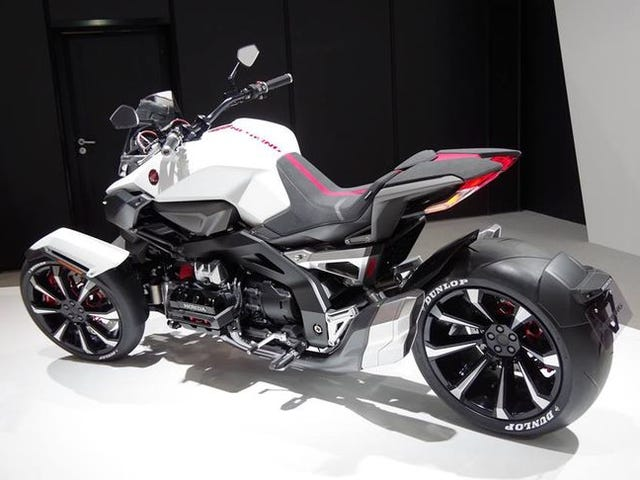 Inovasi motor Honda ... mungkin sinergi