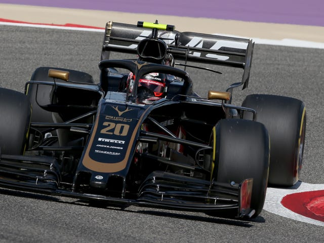 Haas F1 Is Done With Rich Energy