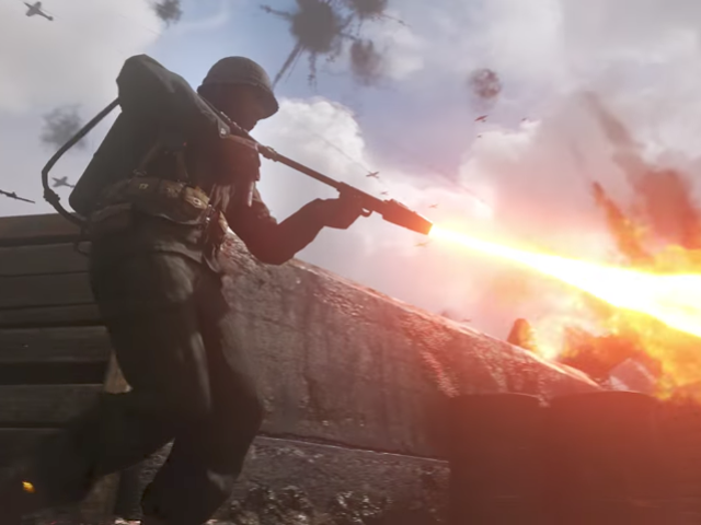 30 minit dengan <i>Call of Duty WWII</i> : Mendebarkan, Tetapi Familiar