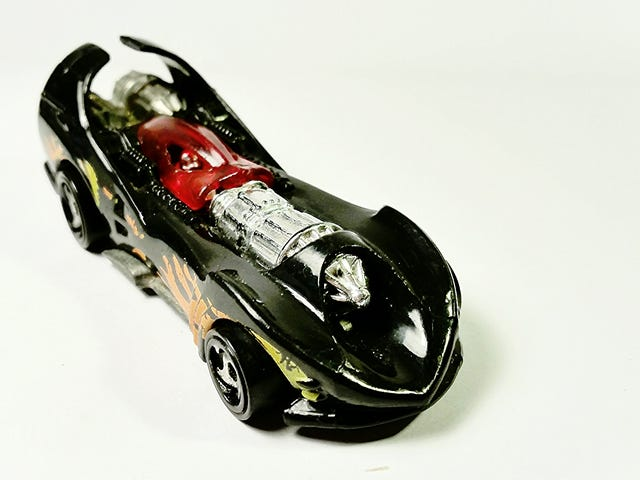 Memory Lane Monday: My Personal Batmobile