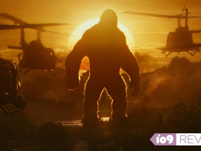 Kong Retakes His Throne in the Incredible Skull Island