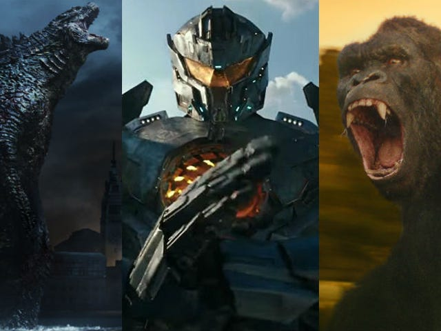 A King Kong-Godzilla-Pacific Rim Movie Is Within the Realm of Human Possibility