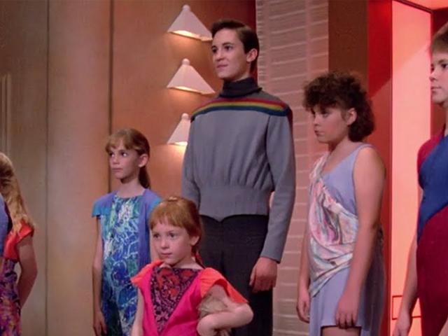 Nickelodeons CG-animerede <i>Star Trek</i> Show vil følge en gruppe teenagere ombord deres eget skib