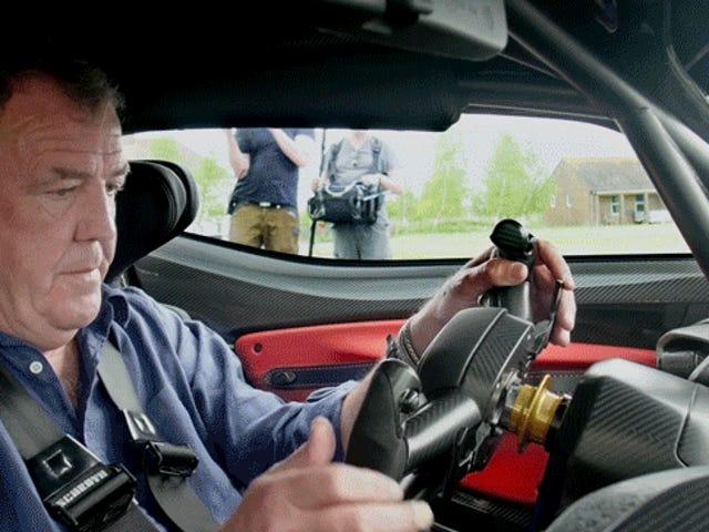Η Grand Tour έχει ήδη οδηγήσει πάνω από ένα δισεκατομμύριο μίλια, σύμφωνα με τον Clarkson