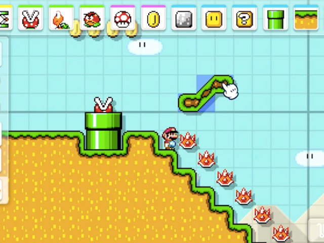Super Mario Maker 2 Coming To Switch In June