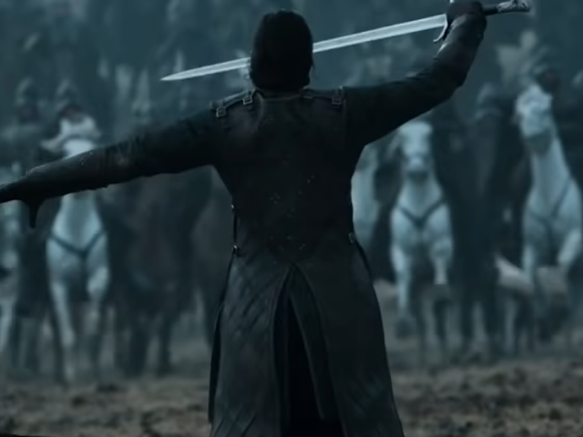 That last epic Game Of Thrones battle might happen sooner than you think
