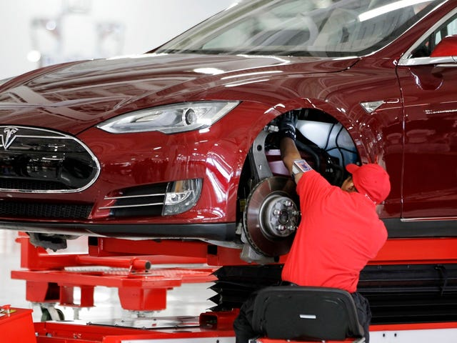Tesla Sued By 69 Year-Old Former Engineer For Age Discrimination