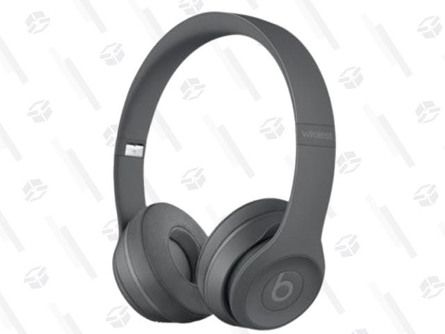 Save Big On Beats Solo3 On-Ears, Complete With Apple's W1 Chip