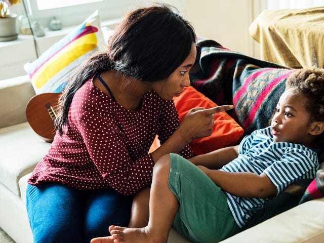 The Stress of Parenting While Black Can Take a Toll on Mental Health