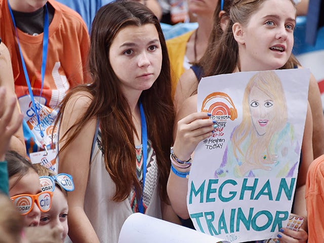 Meghan Trainor's Voting Record Is 'No'