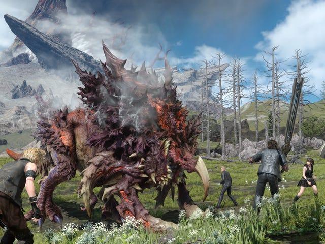 A Few Words on Final Fantasy XV