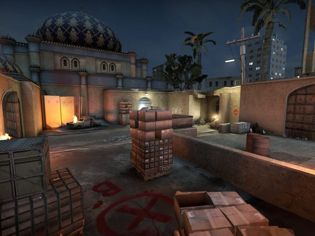 Znudzone te same stare mapy Counter-Strike ?  Ten mod powinien pomóc