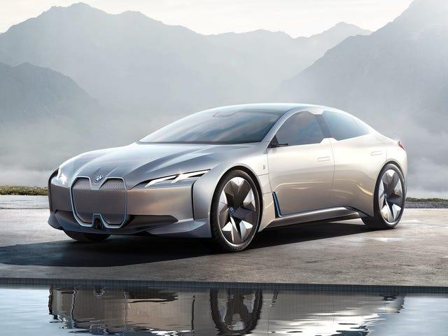 BMW กำลังเล่นอย่างปลอดภัยกับรถยนต์ไฟฟ้าและหัวหน้าฝ่ายพัฒนาไม่ได้ขอโทษอะไร