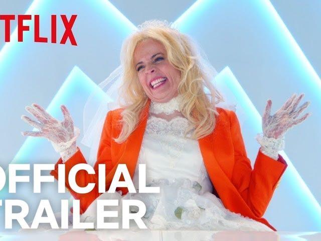 Трейлер для Марии Бамфорда « <i>Lady Dynamite</i> Сезон 2 немедленно принимает психическое заболевание