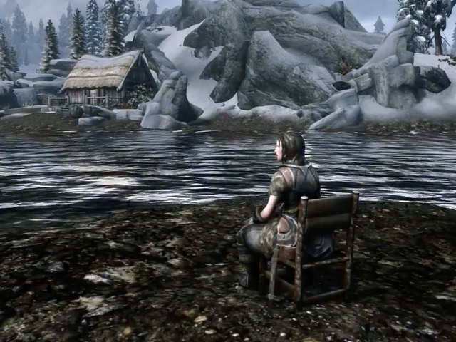 Modder Turns Skyrim Fan's Hyper-Specific Lydia Mod Idea Into Reality