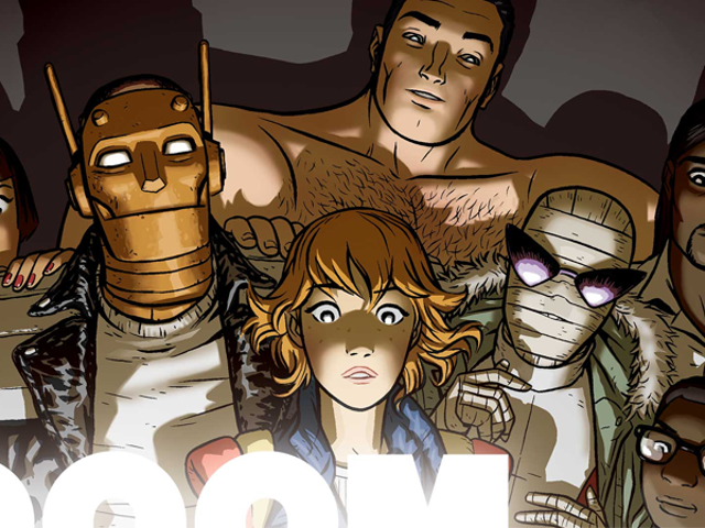 DC Universe Is Giving the Doom Patrol Its Own TV Show, and That's Incredibly Exciting