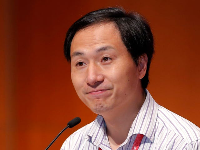 Chinese Scientist Responsible for Gene-Edited Babies Has Reportedly Gone Missing