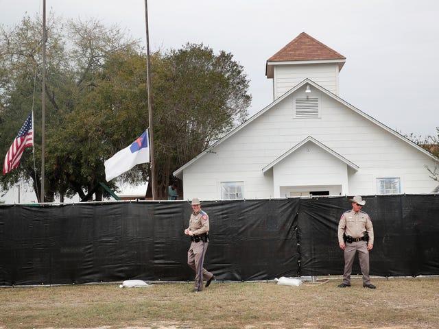 Pastor Considers Demolishing Texas Church After Horrific Mass Shooting