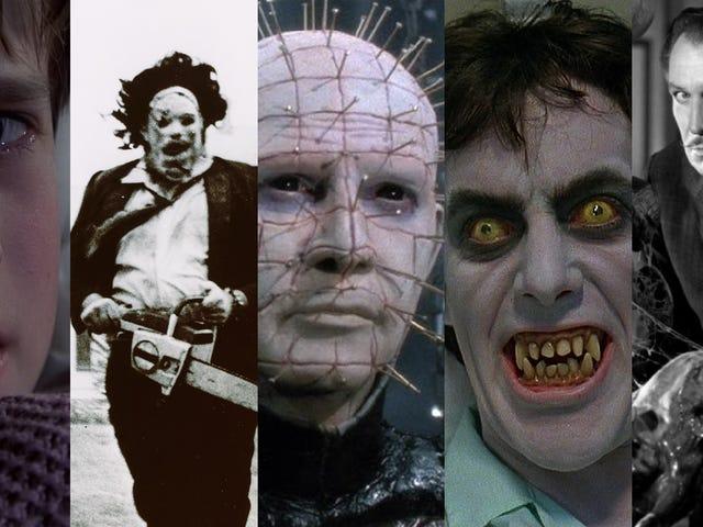 Películas de terror clásicas que puedes ver en los principales servicios de streaming en este momento <em></em>