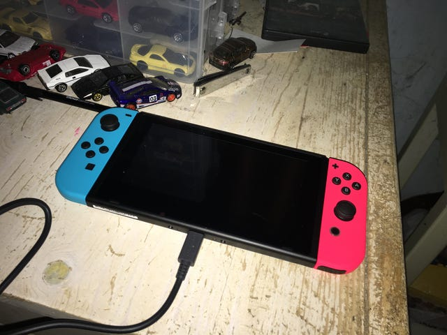I bought a Switch!