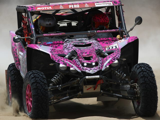 Meet the Women of the Dakar Rally 2019