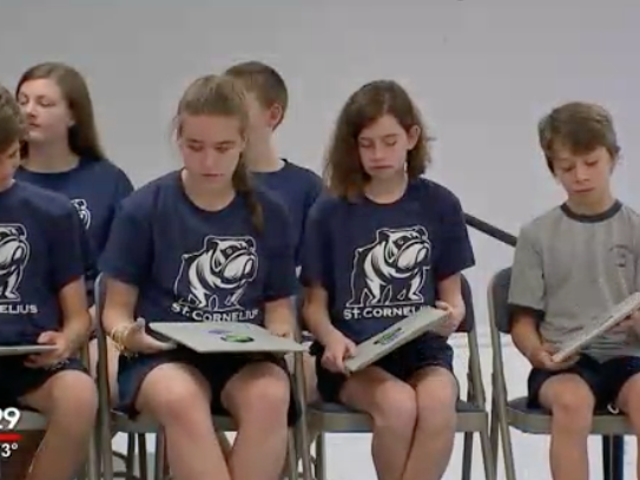 미국 : 펜실베니아 학교 선물 용품, 방탄 학교 용품으로 8 학년 졸업