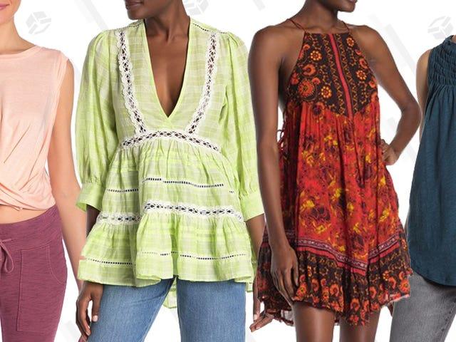 Tämä ilmaisten ihmisten vaatteet eivät ole ilmaisia, ihmiset, mutta ne ovat halvempia kuin tavalliset