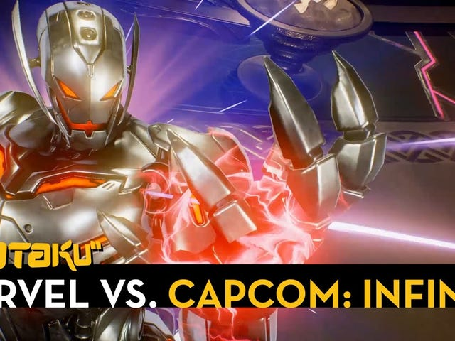 It's Your Last Day to Save $12 On Marvel vs. Capcom Infinite with Amazon Prime