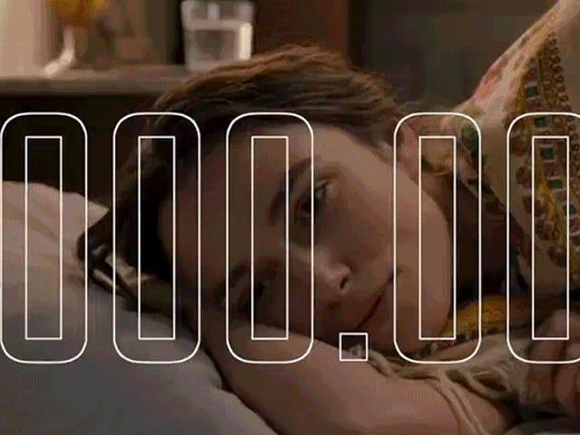どのように多くの象徴的な映画はあなたの脳が1,000,000フレームとしてスポットを5分でフラッシュすることができますか?