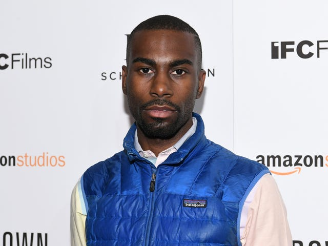 DeRay's Blue Vest Headed for 'a Big Wash,' Says DeRay