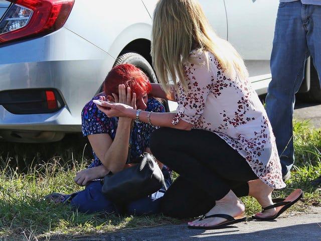 Hva vi gjør og ikke vet om Florida High School Shooter Nikolas Cruz