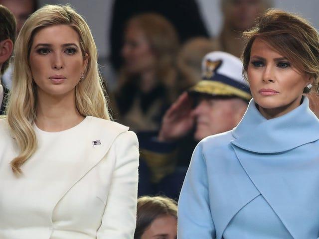 Melania Trump vs. Ivanka Trump: Who Is the Beckiestof Them All?