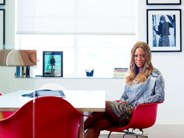 Stephanie Horton Soars as a Fashion Executive, but She Doesn't Want to Be the Only One at the Top