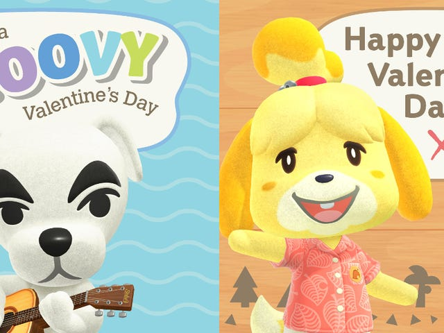 'Cuộc thi mua sắm: Thẻ ngày Valentine chơi game