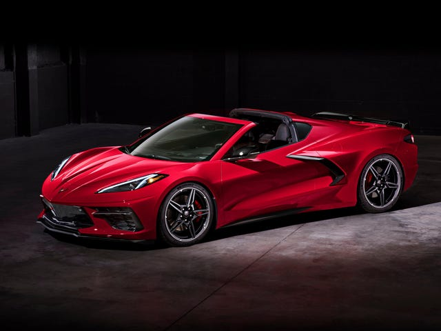 Two GM Engineers Arrested For Street Racing C8 Corvettes