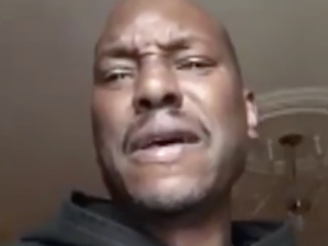Tyrese Has Social Media Meltdown Over Daughter and the Rock