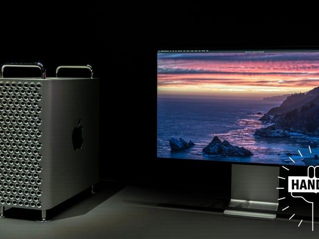 Ang Bagong Mac Pro ba ay nagkakahalaga ng Apple Tax?