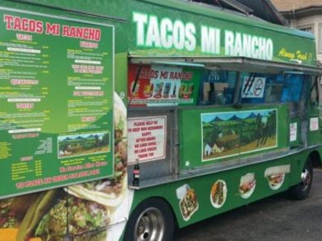 Latinos For Trump Promises A Taco Truck On Every Corner