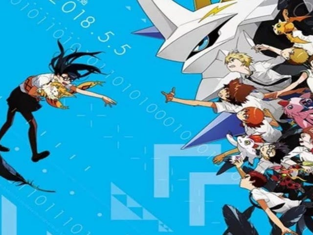 Enjoy the newest trailer for the last Digimon Adventure Tri. Film