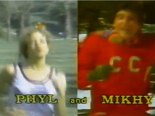 Phyl & Mikhy