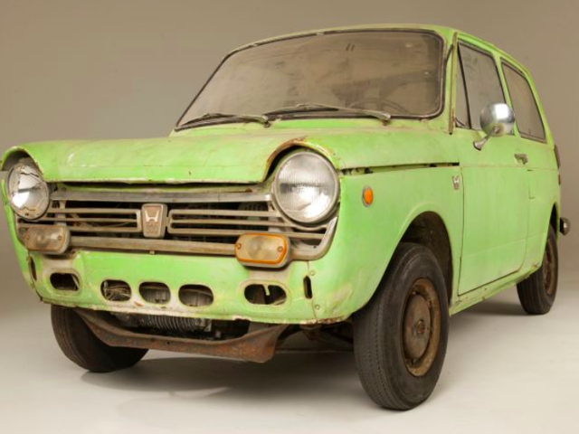 Watch the Very First Honda Automobile in America Come Back to Life