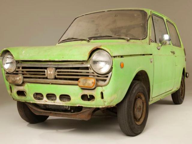 Παρακολουθήστε το πολύ πρώτο Honda Automobile στην Αμερική επιστρέφει στη ζωή
