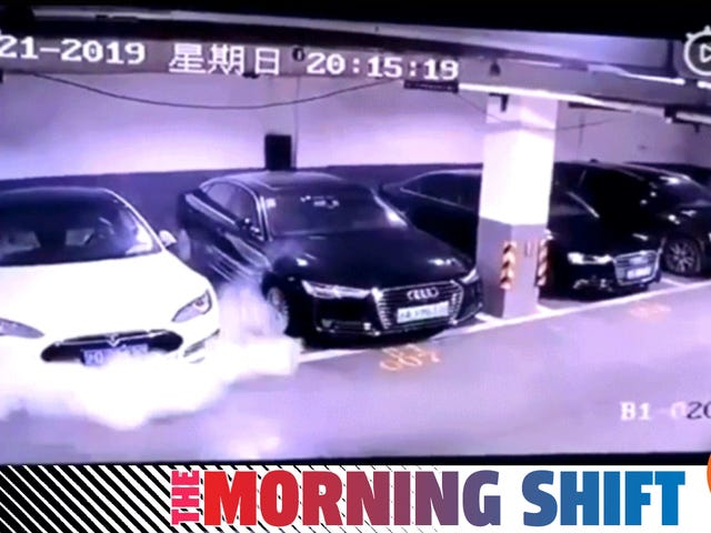 China está tomando medidas enérgicas contra la seguridad de los autos eléctricos después de los incendios de Tesla y NIO