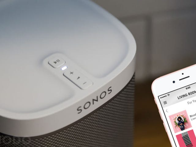 Sonos Works With Apple Music At Long Last