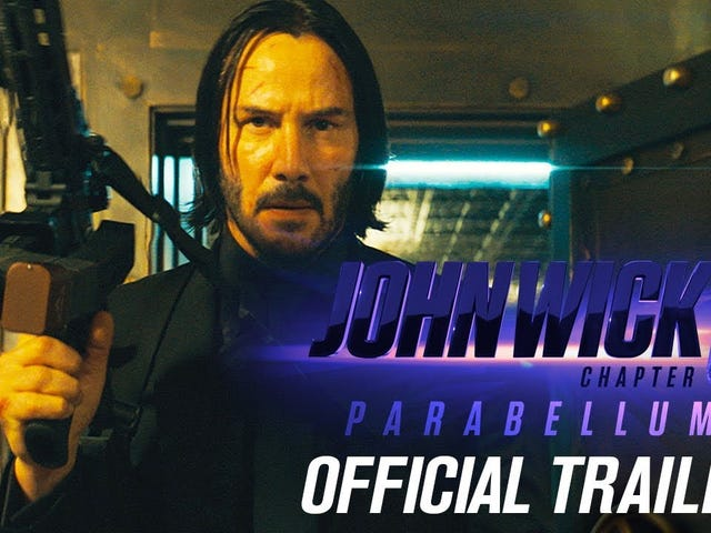 John Wick: Chapter 3 - Primer Trailer