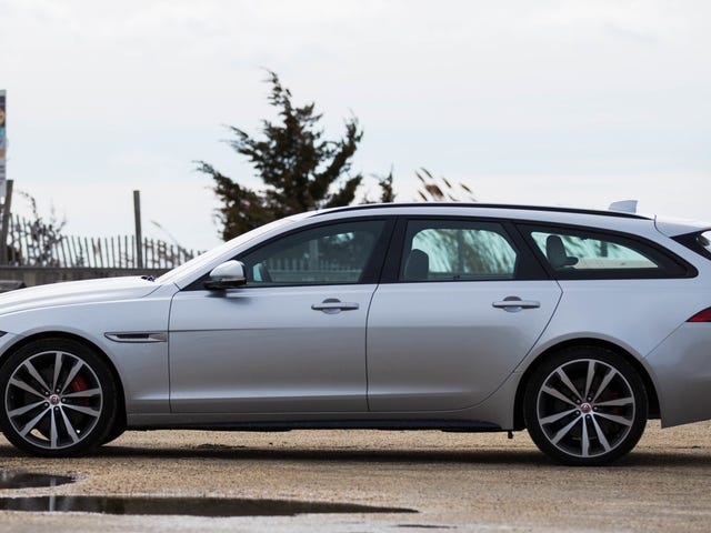 What Do You Want To Know About The 2018 Jaguar XF Sportbrake?